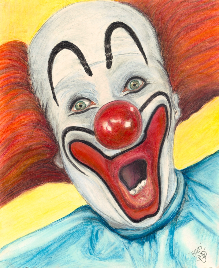 Bozo The Art Of Patty Sue O Hair Vicknair