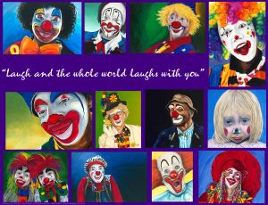 clowns Laugh