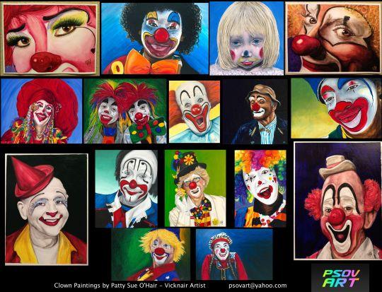 Clowns 1
