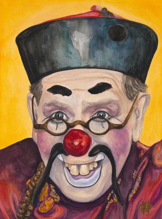 Watercolor Clown #15 lrg_PreSharpen_1