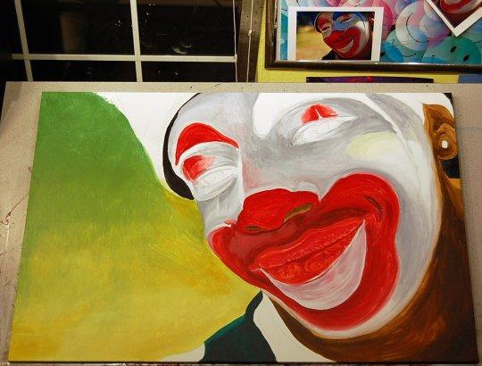 Jason the Clown 12-28-08 B Day 2