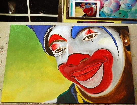 Jason the Clown 12-29-08 B Day 3