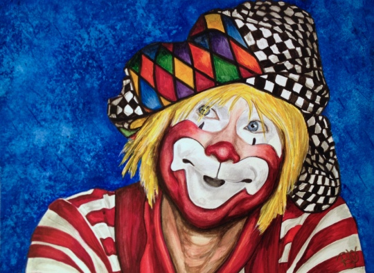 Ron Maslanka AKA Sam the Clown