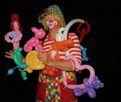 Ron-nj-magic-clown-balloon-artist-entertainer