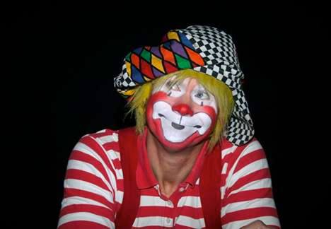 Original Photo of Sam The Clown