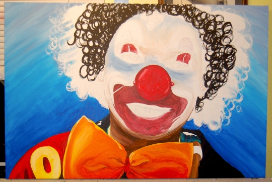 Clowning Around 4