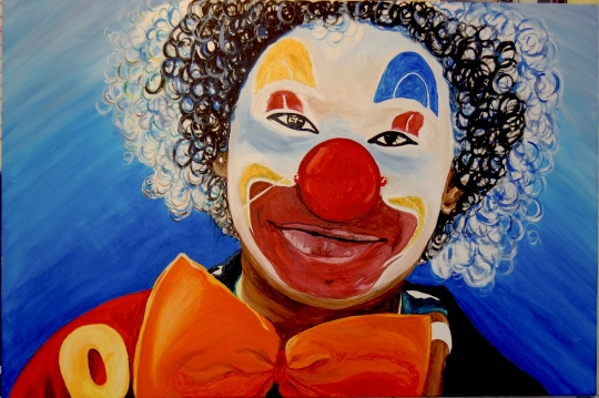 Clowning Around 5