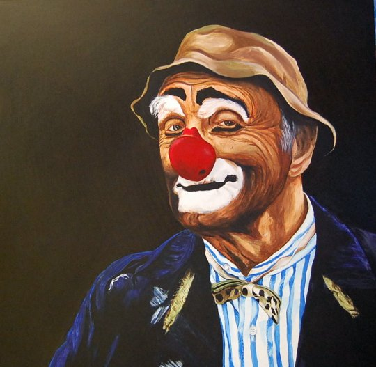 Senor Billy The Clown 1-17-09 Day 7 Finished