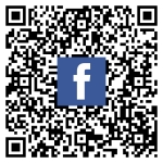 Scan QR to head straight to the Facebook Fan page